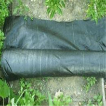 Tissu de bloc de mauvaises herbes / barrière de Wedd / tissu non tissé de contrôle des mauvaises herbes de pp