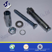 Alibaba Hot Sale Factory Provide Expansion Bolt