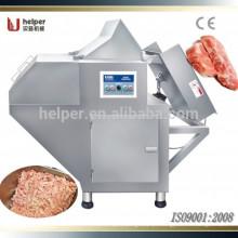 Grande capacidade cortador de carne congelada