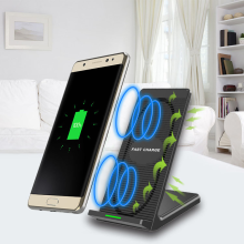 Hot Sale Qi-Certified Wireless Charger Stand