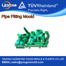 PPR Pipe Fitting Molds Plastic