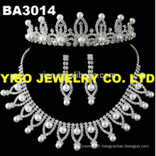 Colliers de mariage de luxe