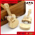 la guitarra promocional formó la unidad flash del usb 3.0 de 8gb