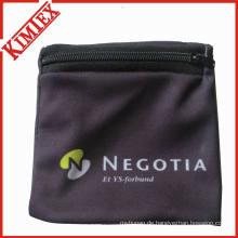 Werbe-Armband mit Reißverschluss-Tasche