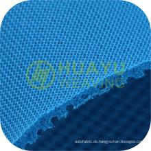 Neue Art YT-A8991 100 Polyester-Trikot kundengebundenes 3D Luft-Vogel-Augen-Ineinander greifen-Gewebe für Sport-Schuhe