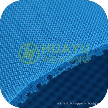 Nouveau style YT-A8991 100 Tricot en polyester personnalisé 3D Air Bird Eyes Mesh tissu pour chaussures de sport