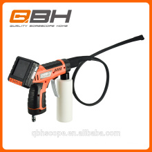 """Cámara limpiadora de boroscopio de 5.5 mm con monitor LCD de 3.5 """""""