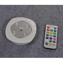 RGB Color 5-8M Wireless Led Remote control Light