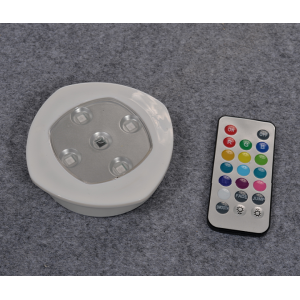 RGB-Farbe 5-8M Wireless LED Fernbedienung Licht