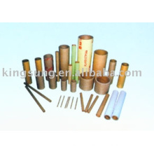Paper jointing tube