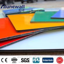 Professional Chinese manufacturer supply FEVE coated high-strength antibacterial ACP Aluminum Composite Panel