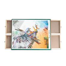 EASTOMMY Novos produtos Placa grande de madeira para quebra-cabeças