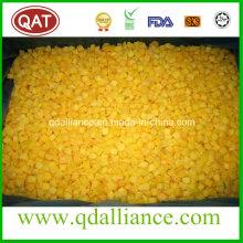 Haute qualité IQF Frozen Diced Yellow Peach