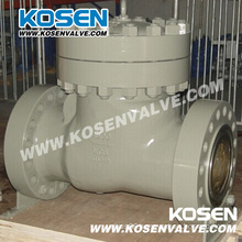 API 6D Full Open Swing Check Valve 1500lb (H44H)