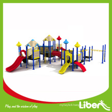 Plastic+Steel pipe Material Used Outdoor Playground Equipment for Sale