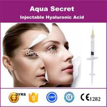 Hyaluronic Acid Dermal Filler Face Shaping