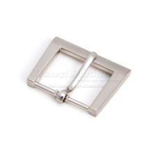 flat metal buckle