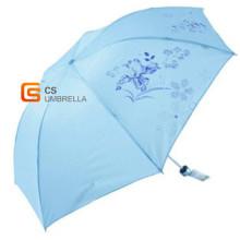 """21 """"* 7 k, dreifache Super-Mini Geschenk-Regenschirm (YSM0012)"""