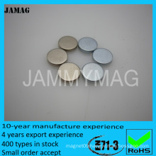 neodymium nickel magnet chips