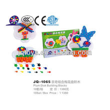 Flower embroider board Threading toy