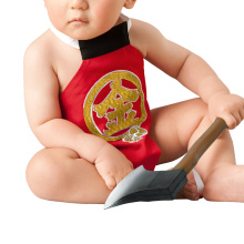Polyester Cosplay Clothes Lovely Taro Kim for Children