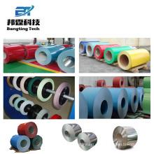 3001/3005 Qualitäts-Legierungs-Farbüberzogene Aluminiumspulen für Platten