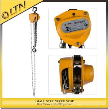Máquinas de talha baratas de 0,5 a 10 toneladas (CH-WD)