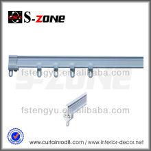 Multi-usages Rideau Pvc / plafonnier rail de rideau en plastique