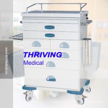 Carrito médico de alta calidad de múltiples funciones (THR-ZY106)