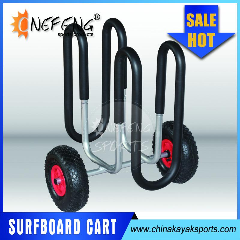 Cina alluminio surfboard carrello sup spiaggia carrello for Carrello porta ombrellone e sdraio