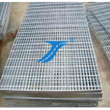 Rejas de acero para la construcción