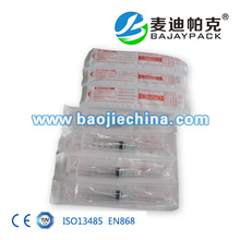 Paper Roll for Packing Medical Syringes