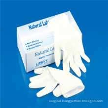 Nature Latex Examination Glove Cmge (S, M, L, XL)
