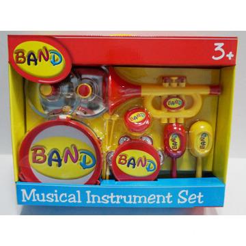 Kids Musical Instruments Set Preschool Musical Toys (H7501012)