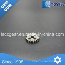 Gute Qualität Nichtstandard Getriebe Zahnrad Zahnrad Zahnrad für verschiedene Maschinen