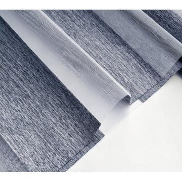 Window Dress Blind High-End Quality Fabric Zebra Roller Blinds