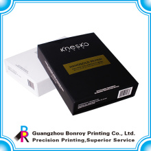 Caja de papel magnética de lujo de calidad superior para el regalo