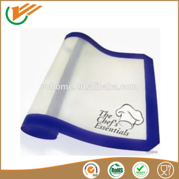 China supplier custom size FDA Approval Silicone Bakeware Baking Sheet