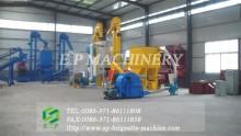 Bagasse pellet plant for sugar mills
