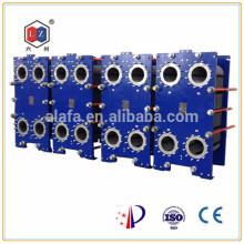 China Enfriador de agua del enfriador de aceite del intercambiador de calor de Evporator (M30)