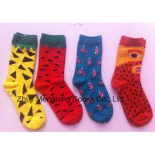 Модные девушки хлопчатобумажные носки