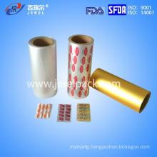 Ptp Blister Foil for Medical Packaging