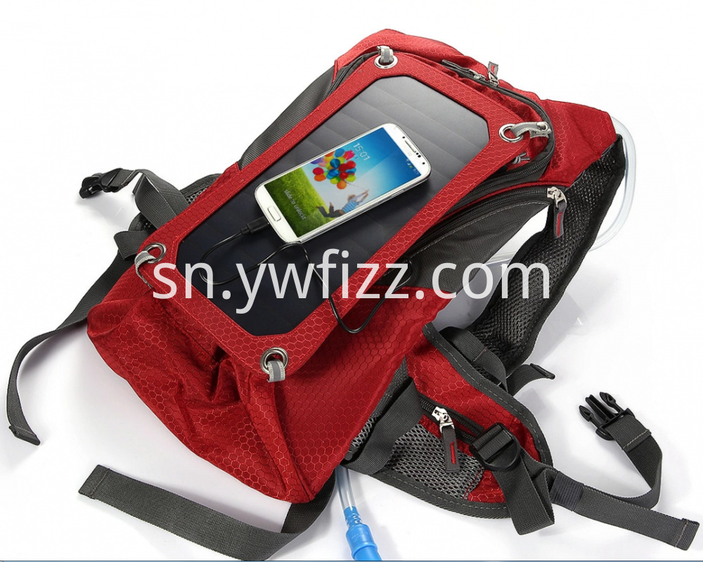 Outdoor Travel Solar Charging Pack