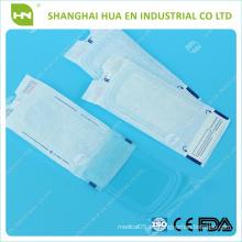 Bolsas autoclavables de esterilización plana