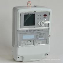 Consumo de energia do cliente Coleta de dados e dispositivo de monitoração