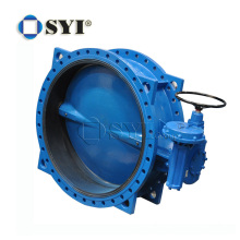 DN1400 Double Flanged Butterfly valve