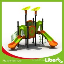 Équipement d'aire de jeux pour enfants d'âge préscolaire pour enfants de Qing Series LE.QI.009