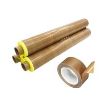 Brown fire flame retardant PTFE adhesive tape