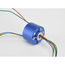 Anillo colector personalizado impermeable de alta velocidad