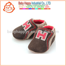 Kid brown baseball sneakers infant shoes